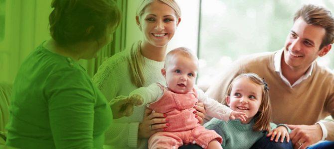 Региональный проект «Поддержка семей, имеющих детей» Бесплатное консультирование родителей.